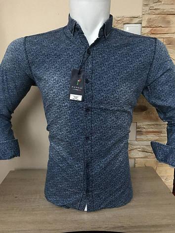 Рубашка   Pierrini джинсовая, фото 2
