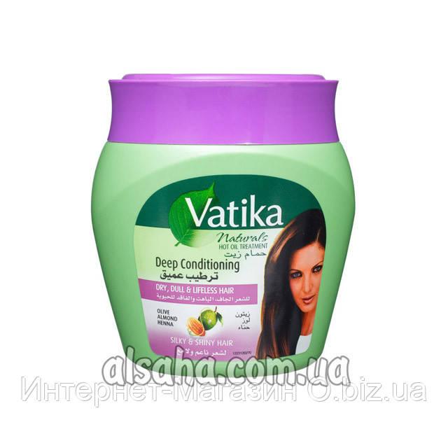 Маска для Волос глубокое кондиционирование Dabur Vatika