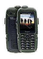 Мобильный телефон Hope S23 Land Rover 3 SIM. Защищенный телефон. Телефон-Power Bank.