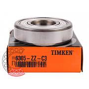 80305 (6305 ZZ C3) [Timken] Подшипник шариковый