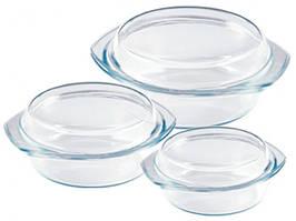 Скляні форми для випічки