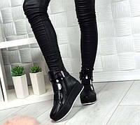 Ботинки на платформе женские осенние TOPs771