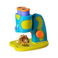 """Мой первый микроскоп развивающая игрушка educational insights серии """"геосафари""""( EI-5112)"""