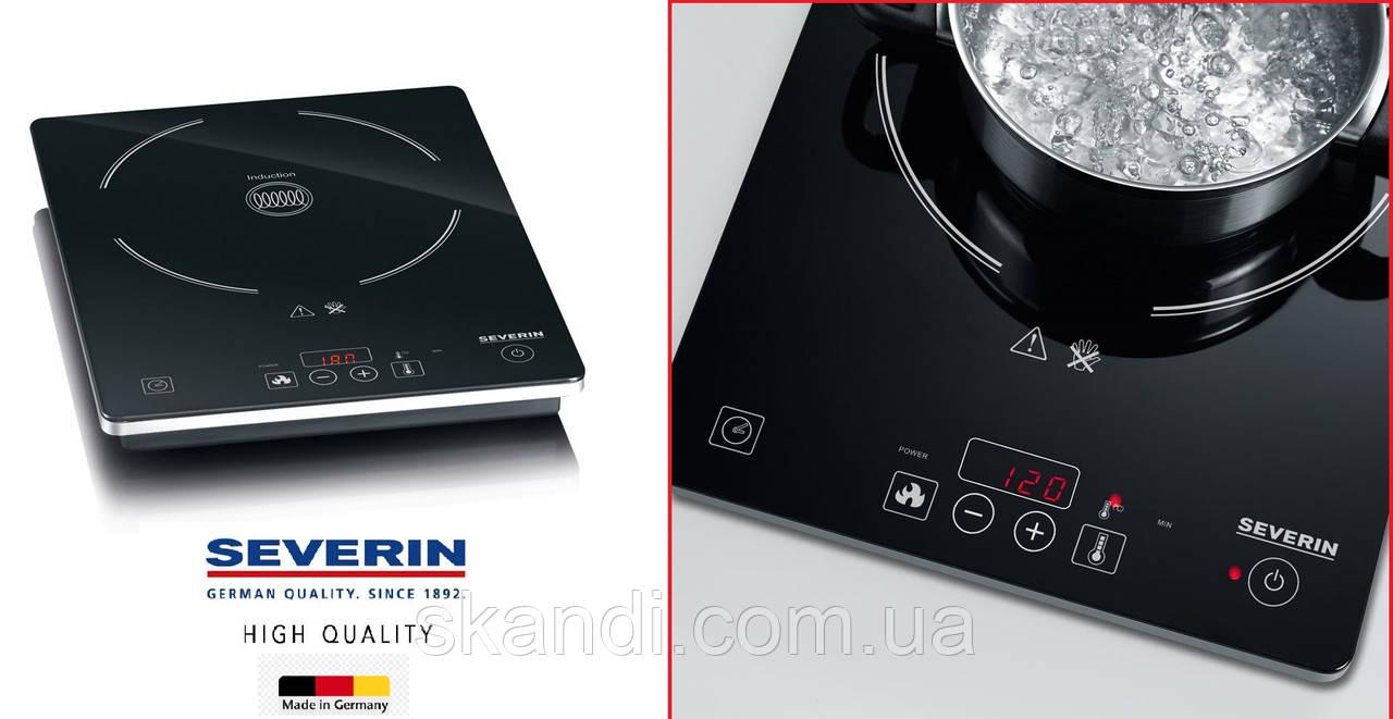 Надежная индукционная плита Severin(Оригинал)Германия (Лучшая плита)