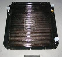 Радиатор охлаждения ЗИЛ 5301 (БЫЧОК) (2-х рядный) (ШААЗ). 432720-1301010-11