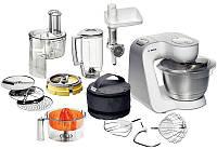 ✅ Кухонный комбайн Bosch MUM 54251 (900 вт, 7 скоростей, импульсный режим) Гарантия 12 мес | кухонний комбайн
