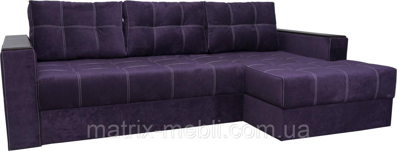 Угловой диван Престиж 2.50 на 1.50