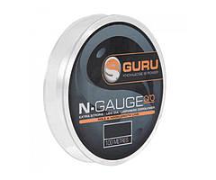 Леска Guru N-Gauge Pro 100м 0.10мм