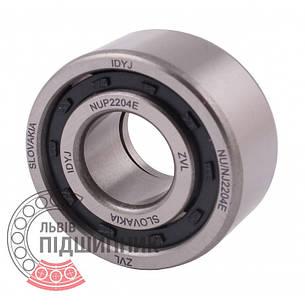 92504 (NUP 2204 E) [ZVL] Подшипник роликовый, фото 2