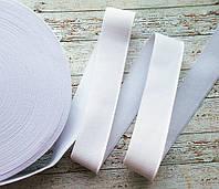 Резинка біла, ширина 4см.