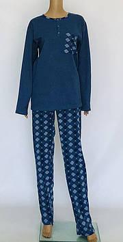 Теплая пижама мужская пижама на байке