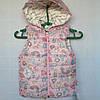 Детская жилетка для девочки оптом на 1-2 года