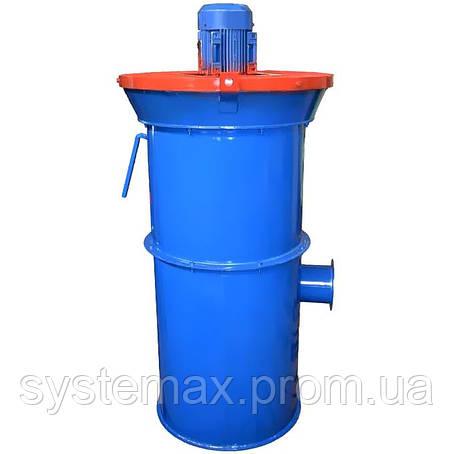Пылеулавливающий агрегат ЗИЛ-900М 1,5 кВт 3000 об/мин, фото 2