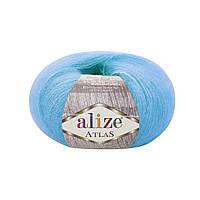 Alize Atlas № 484 бирюза
