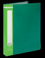 Папка пластикова з 40 файлами А4 JOBMAX