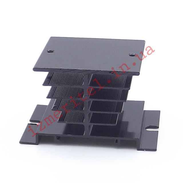 Алюминиевый радиатор для твердотельных реле SSR