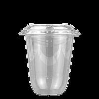 Комплект стаканов mini для десертов с крышкой, 180 мл 100 шт/уп