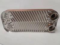 Теплообмінник ГВП вторинний Daewoo 100-200 MSC Art. 3318112300 4 підключення