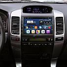 Штатная магнитола Toyota Prado 120 Lexus GX 470, фото 5