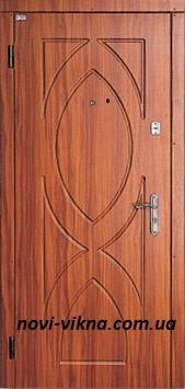 Входная дверь МДФ/МДФ.