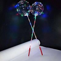 Светящиеся шары Bobo, на 2 батарейки и на 3 режима, фото 1