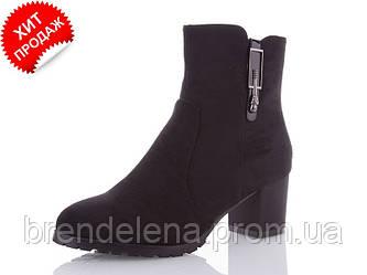 Жіночі модні черевики р 36-40 (код 2168-00)