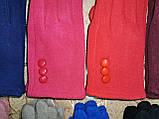 Детские трикотаж перчатки с алмазом подростковые (от 3-х до 15лет)стильные только оптом, фото 2