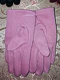 Детские трикотаж перчатки с алмазом подростковые (от 3-х до 15лет)стильные только оптом, фото 4