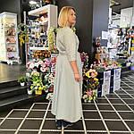 """Плаття літнє жіноче з бавовни , сонцекльош , міді , """"Принцеса в офісі"""", фото 3"""