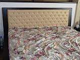 Двуспальная кровать на заказ. Кровать на заказ Днепр. Мебель на заказ., фото 2