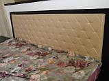 Двуспальная кровать на заказ. Кровать на заказ Днепр. Мебель на заказ., фото 5