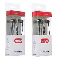 Наушники с микрофоном ERGO ES-290i