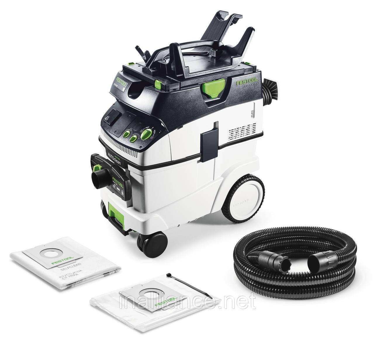 Пылеудаляющий аппарат CLEANTEC CTL 36 E AC-PLANEX Festool 575427