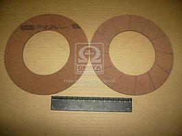 Накладка диска тормозного МТЗ 50, 80, 82 (Трибо). А59.01.201