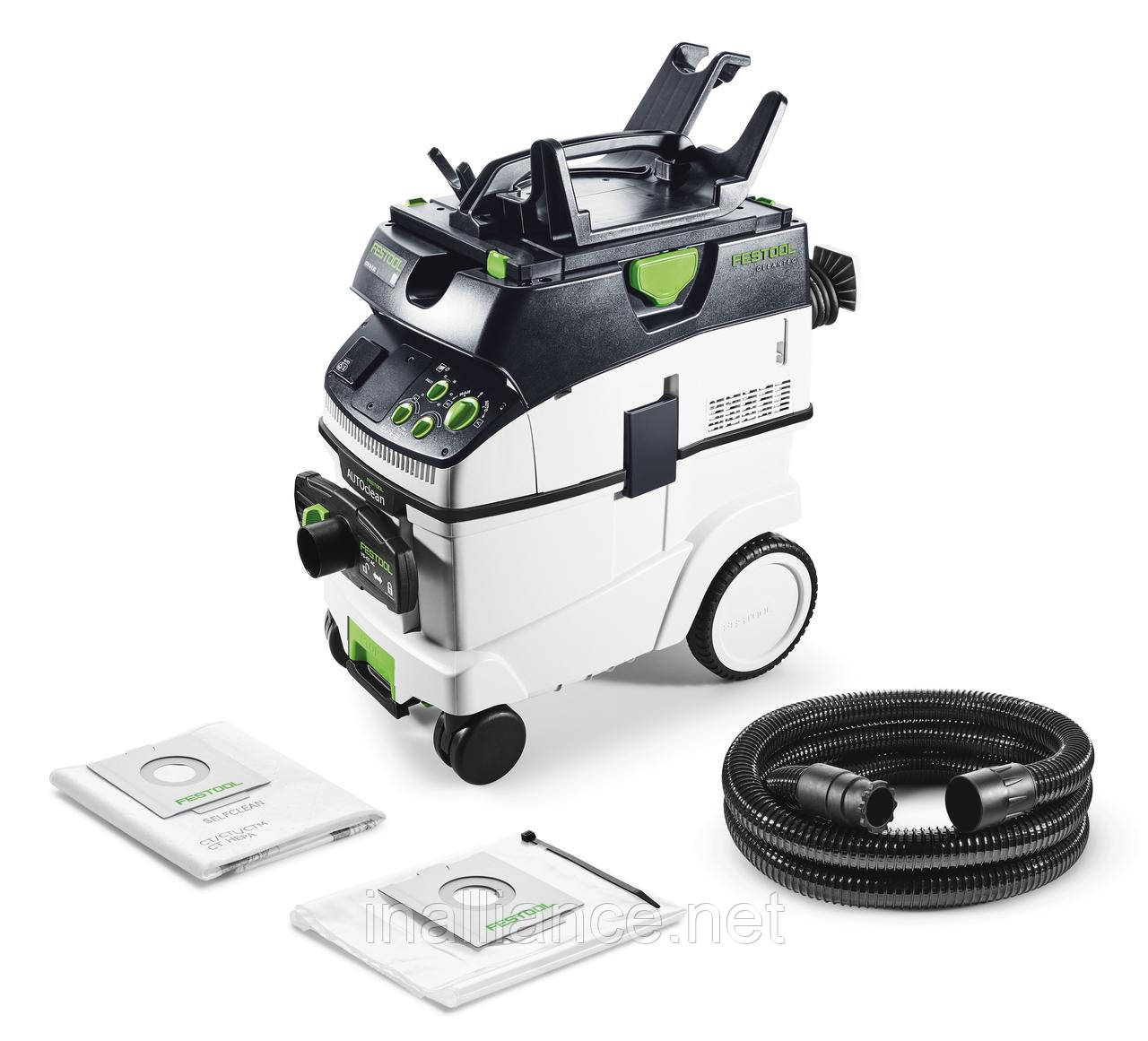 Пылеудаляющий аппарат CLEANTEC CTM 36 E AC-PLANEX Festool 575432
