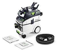 Пылеудаляющий аппарат CLEANTEC CTM 36 E AC-PLANEX Festool 575432, фото 1