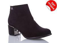 Модные женские ботинки р41-43 (код 2165-00)