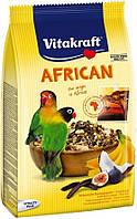 Корм для крупных попугаев (африканского Жако) Vitakraft 750 г