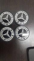 Mercedes W203 Колпачки в обычные диски 55мм