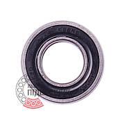 688 2RS [EZO] Миниатюрный закрытый шарикоподшипник - 1000088