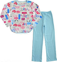 "Пижама для девочки ''Hello"""
