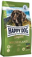 Happy Dog Supreme Новая Зеландия с ягненком и рисом, 12,5 кг