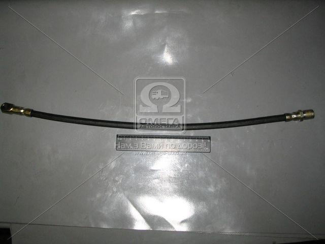Шланг тормозной ЗИЛ 5301 БЫЧОК L=515 передний нижний (Россия). 5301-3506060