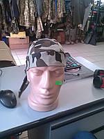 Бандана шапочка