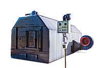 Теплогенератор для отопления животноводческих помещений