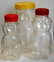 Банка пластиковая  «Мишка Гамми» («Gummi Bears») 230,340,750 мл., фото 1
