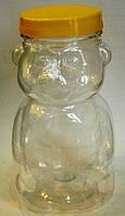 Банка пластиковая  «Мишка Гамми» («Gummi Bears») 750 мл.