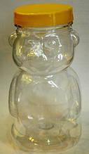 Банку пластикова «Ведмедик Гаммі» («Gummi Bears») 750 мл