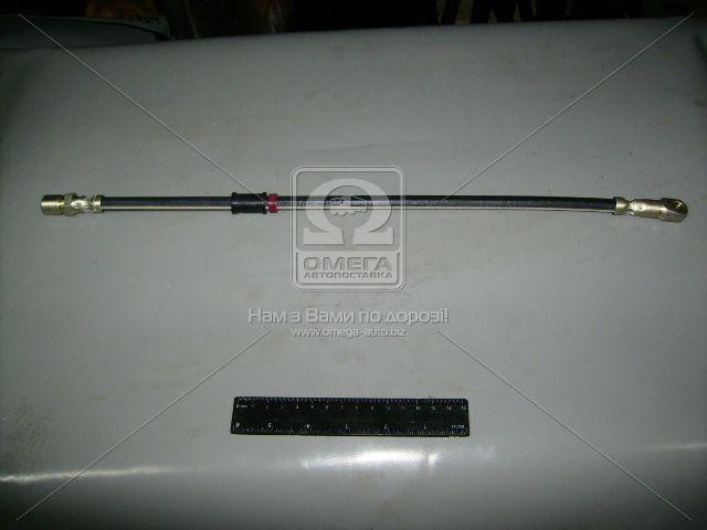 Шланг тормозной ВАЗ 2121, 21213, 21214 НИВА (L=450) передний в сб. (БРТ). 2121-3506061-10Р