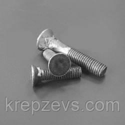 Болт лемешный М10 ГОСТ 7786-81